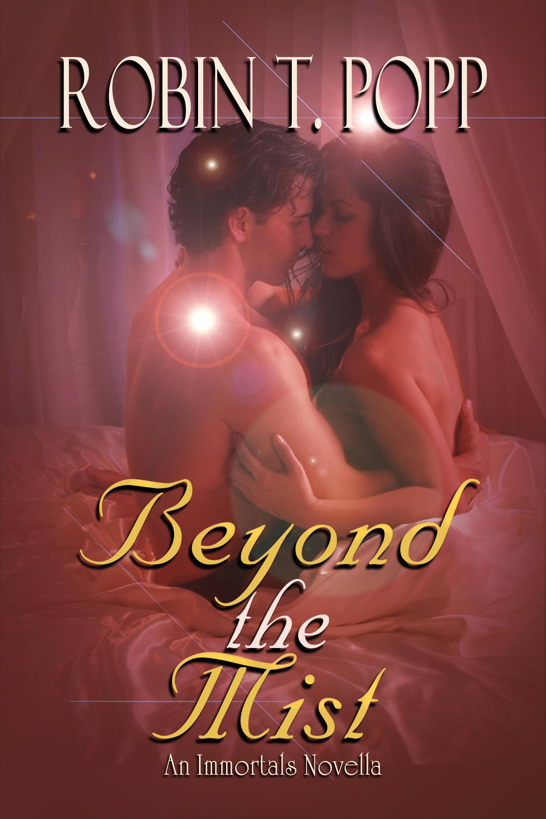 Beyond the Mist book cover