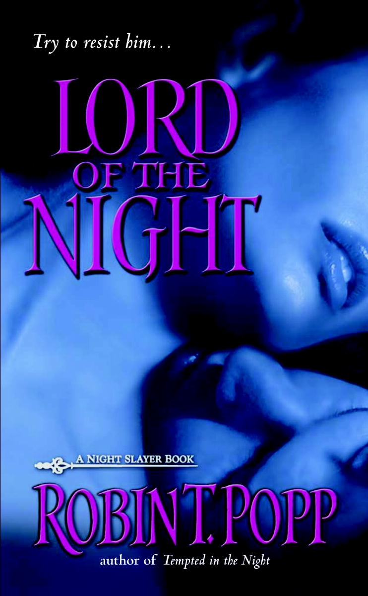 Lord of the Night book cover