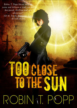 Too Close to the Sun book cover